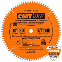 CMT Industrial Sliding Compound Miter & Radial Saw Blade 10 Inch