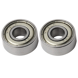 CMT 2-Pcs Bearing Set, 1-1/8-Inch and 1-3/8-Inch Diameters
